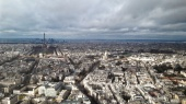 vue tour Montparnasse Paris