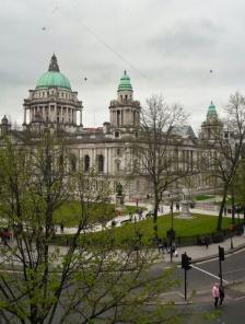belfast city hall irlande du nord