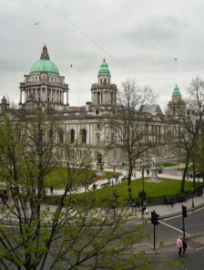 belfast city hall irlande du nord