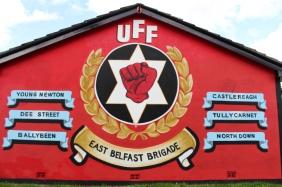 mural east belfast loyalist