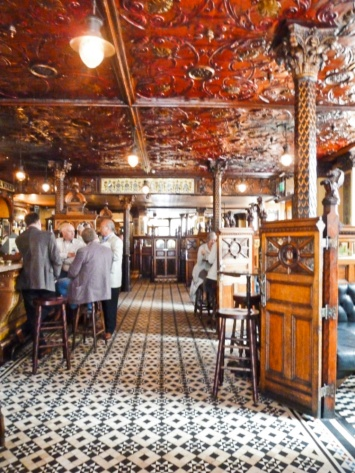 the crown liquor 2 belfast irlande du nord