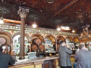 the crown liquor 3 belfast irlande du nord