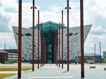titanic experience belfast irlande du nord