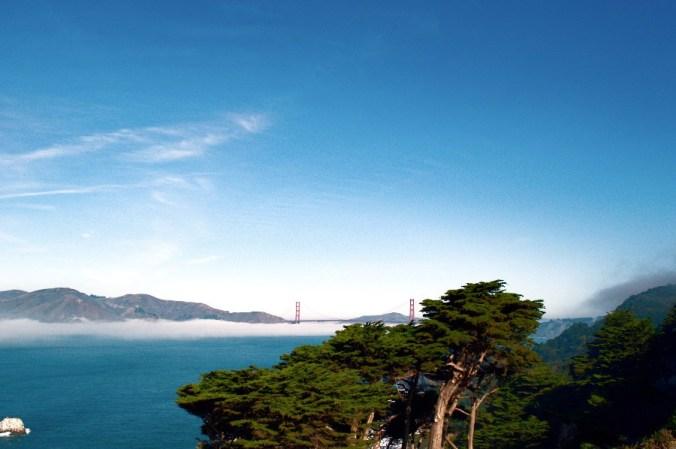visiter SF