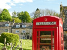 Snowshill telephone