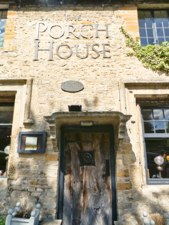 The Porch House Stow on the wold