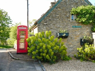 Upper Slaughter telephone