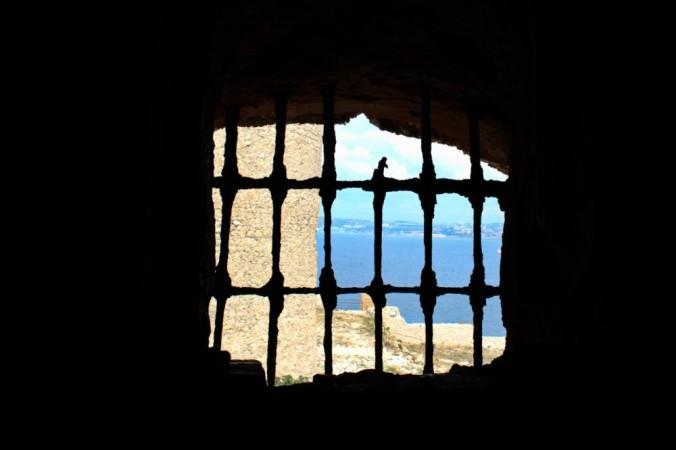 barreaux château d'If
