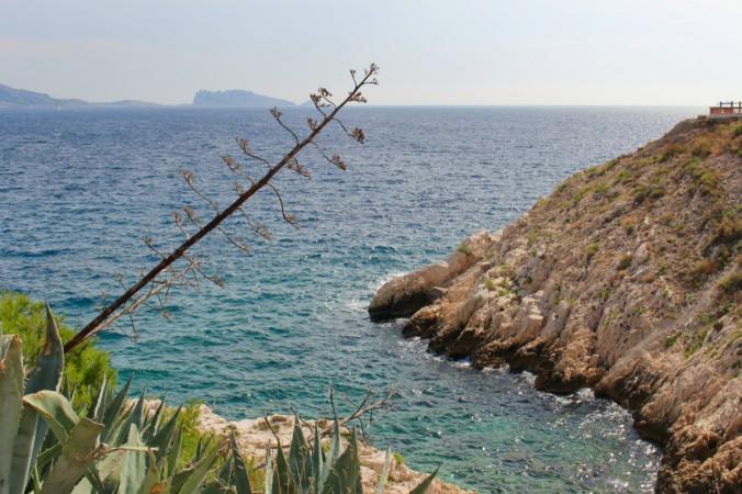 côte îles du Frioul