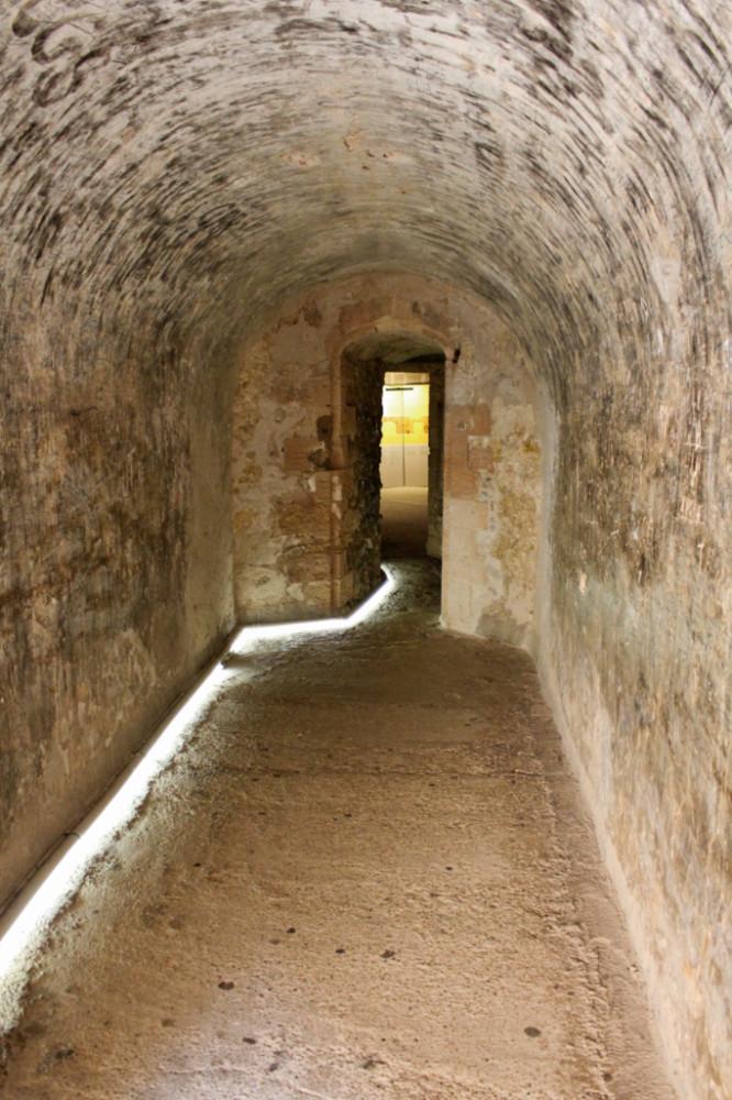 couloir château d'If