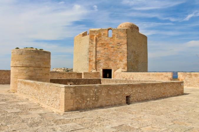 toit château d'If Marseille