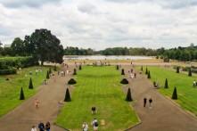 jardins entréé Kensington palace