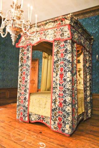 Kensington palace chambre de la reine
