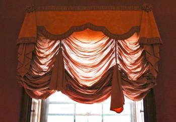 Kensington palace drappé