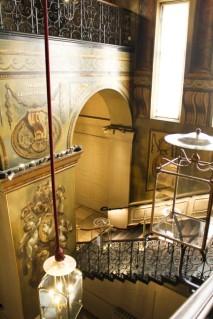Kensington palace escalier du roi