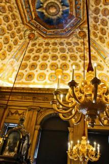 kensington palace plafond