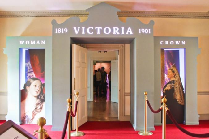 Kensington palace Victoria exposition