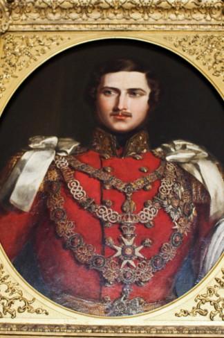 prince Albert Kensington palace