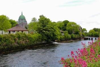 rivière Corrib Galway