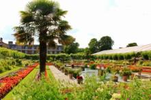 sunken garden 2 Kensington palace