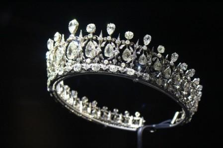 tiare Victoria diamants Kensington palace