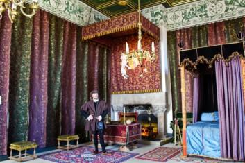 chambre Marie de Guise Stirling