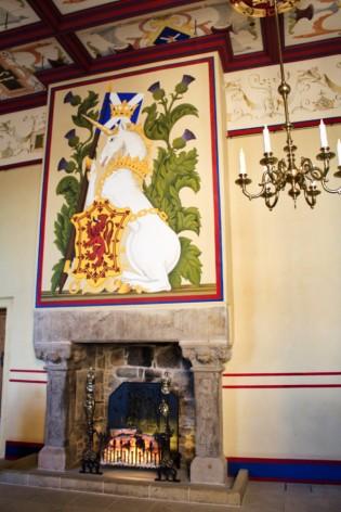 Kings bedchamber Stirling