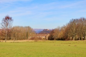 Stirling from Bannockburn