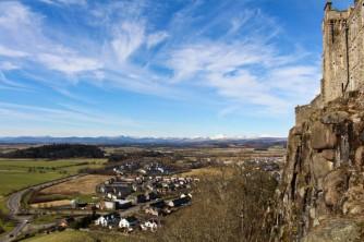vue Stirling