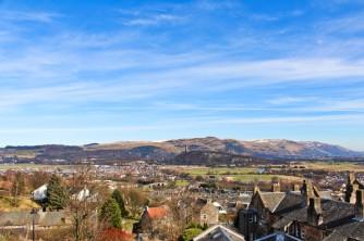 Wallace monument de Stirling