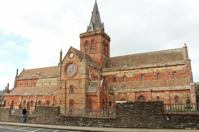 cathédrale Kirkwall