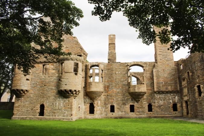 Kirkwall earl's palace