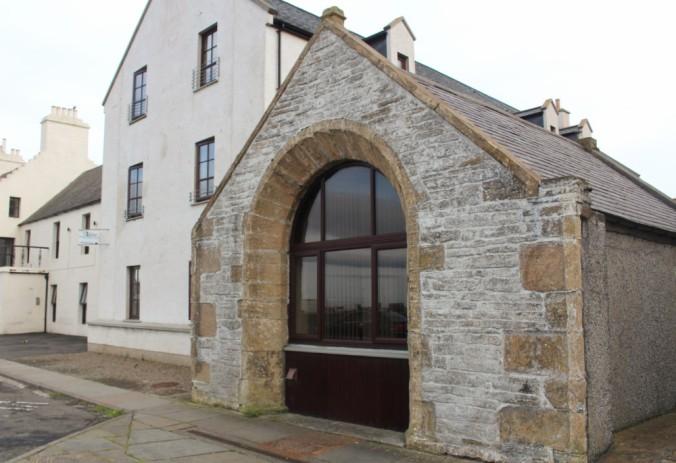 Peedie chapel Kirkwall