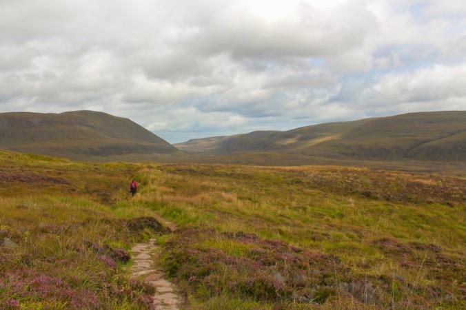 chemin vallée Hoy