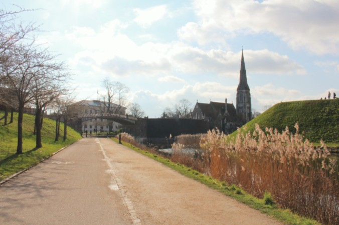 citadelle Copenhague