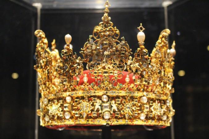 couronne Rosenborg Copenhague