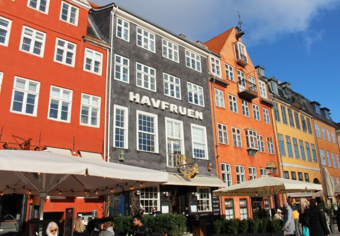 Nyhavn 2 Copenhague