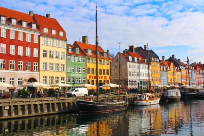 Nyhavn 3 Copenhague