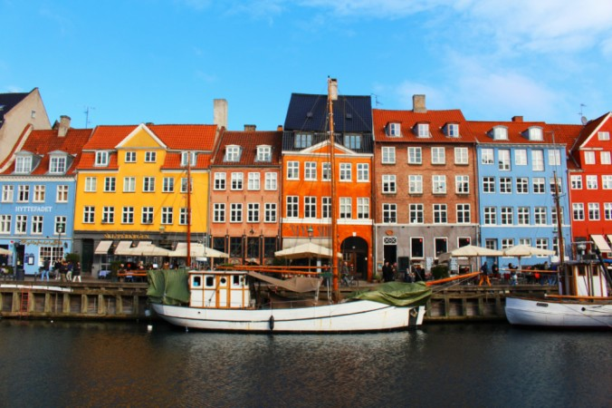 Nyhavn 4 Copenhague