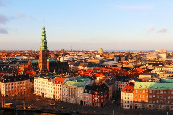 vue Copenhague tour Christianborg