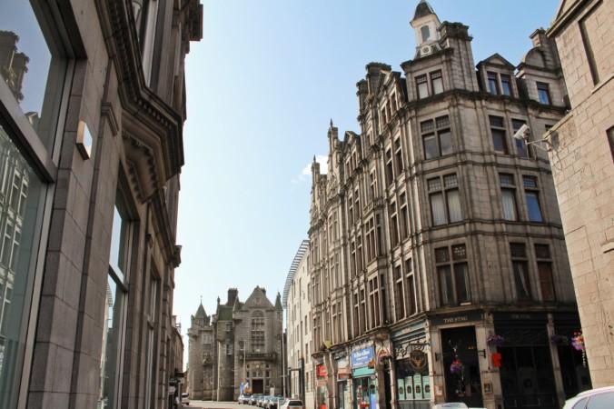 Aberdeen centre ville