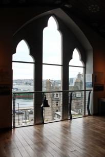 Aberdeen maritime museum inside