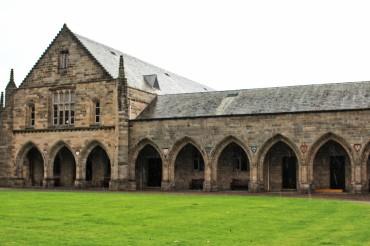 Aberdeen university arches