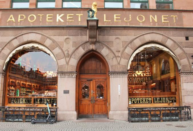 Apoteket Malmö Suède