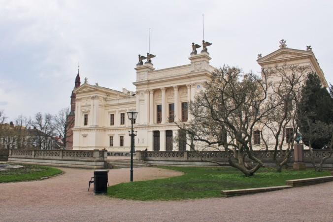 auditorium université Lund Suède
