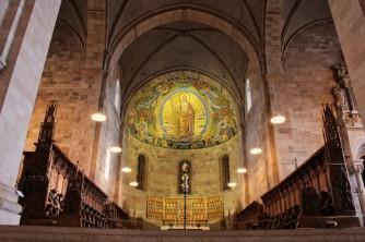 cathédrale autel Lund Suède