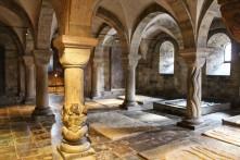 cathédrale crypte Lund Suède