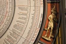 cathédrale détail horloge Lund Suède
