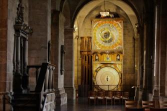 cathédrale horloge astronomique Lund Suède