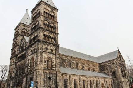 cathédrale Lund Suède